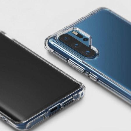 Ringke Fusion Huawei P30 Pro Case - Clear