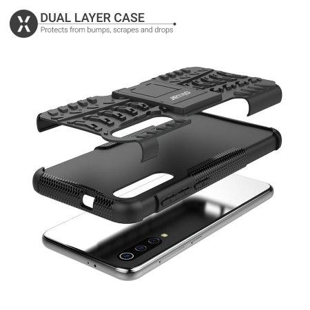 Funda Xiaomi Mi 9 Olixar ArmourDillo - Negra