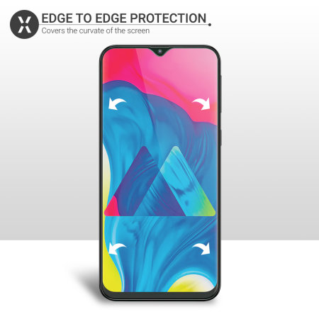 Protector de Pantalla Samsung Galaxy M10 Olixar - Pack de 2