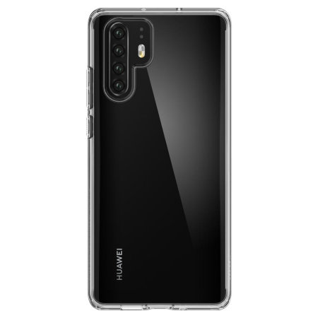 Spigen Ultra Hybrid Huawei P30 Pro Bumper Case - Clear