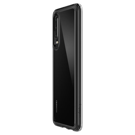 Spigen Ultra Hybrid Huawei P30 Bumper Case - Clear