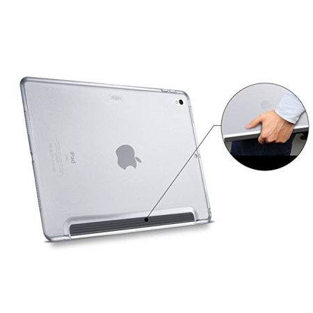 Sdesign Transparent iPad Air 2019 Cover Case - Clear