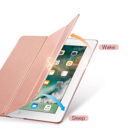 Sdesign Colour Edition iPad Air 2019 Case - Rose Gold