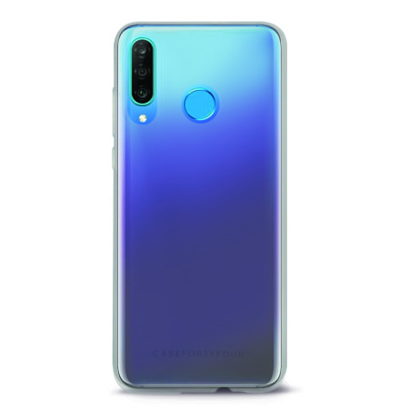 Case FortyFour No.1 Huawei P30 Lite Case - Clear