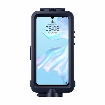 Official Huawei P30 Pro Waterproof Snorkeling Case - Blue