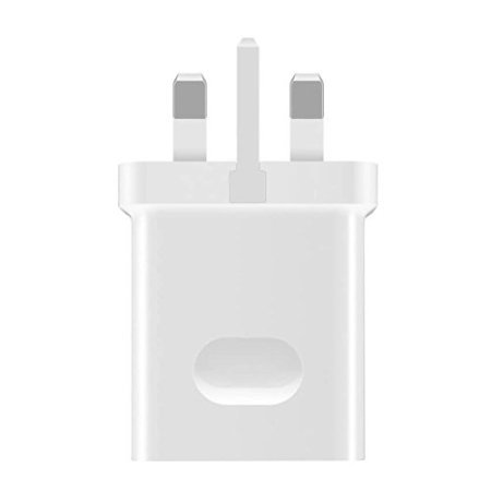 Official Huawei P30 Pro SuperCharge Charger & USB-C Cable - White