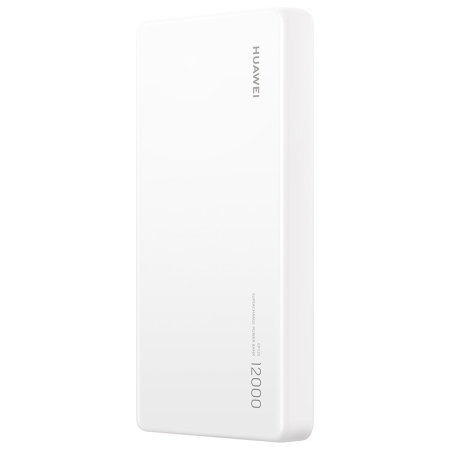 Official Huawei 12000 mAh SuperCharge Power Bank 40W - White