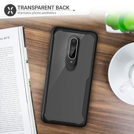 Olixar NovaShield OnePlus 7 Pro Bumper Case - Black