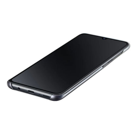 Official Samsung Galaxy A70 Gradation Cover Case - Violet