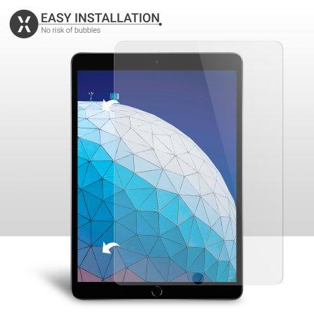 "Olixar iPad Air 3 10.5"" 2019 3rd Gen. Tempered Glass Screen Protector"