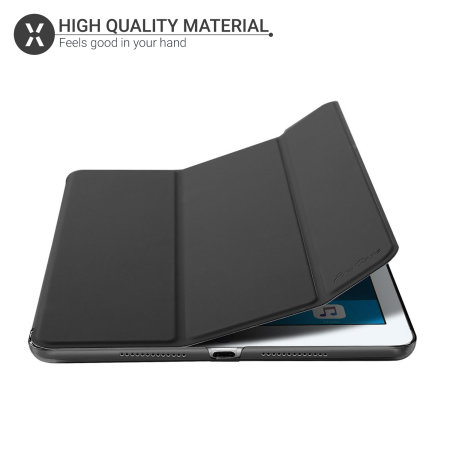 Olixar iPad Air 2019 Folding Stand Smart Case - Black