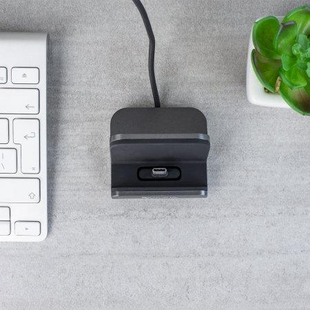 4smarts VoltDock Huawei P30 USB-C Desktop Charge & Sync Dock