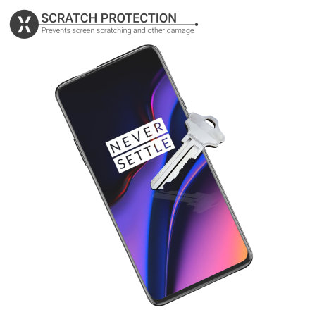Olixar OnePlus 7 Pro Screen Protector 2-in-1 Pack