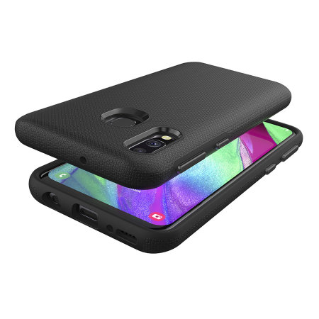 Eiger North Case Samsung Galaxy A40 - Black