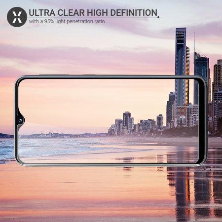 Olixar Samsung Galaxy A20e Tempered Glass Screen Protector