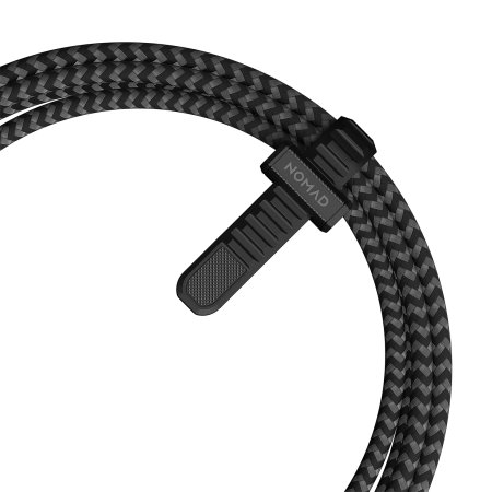 Nomad Rugged 1.5 M Lightning Cable - Black