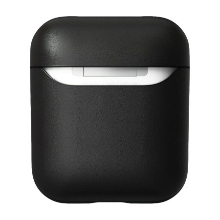 Nomad Airpods Case Genuine Leather - Black