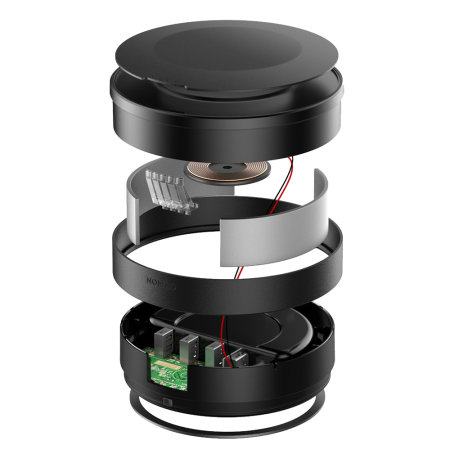 Nomad Wireless Charging Hub + 4 USB Ports