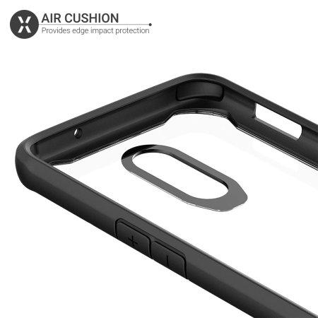 Olixar NovaShield OnePlus 7 Bumper Case - Black