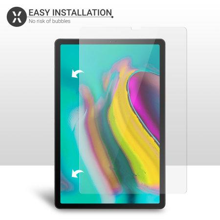 Olixar Samsung Galaxy Tab S5e Tempered Glass Screen Protector