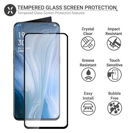 Protector de Pantalla Oppo Reno 10x Zoom Olixar Cristal Templado