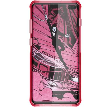 Ghostek Cloak 4 Samsung Galaxy S10 Plus Case - Pink