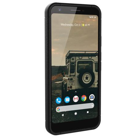 UAG Scout Google Pixel 3a XL Beskyttelsesetui - Sort
