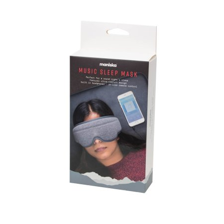 Music Sleep Mask - Maniska