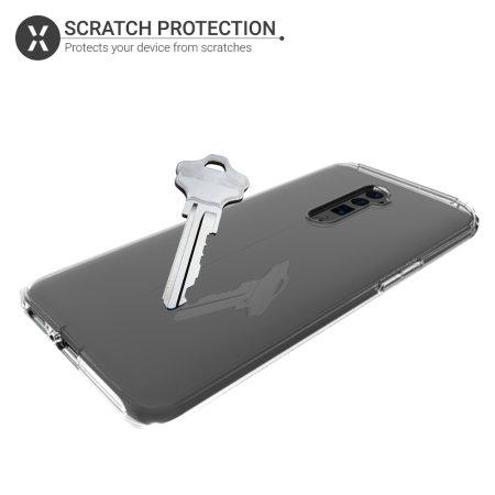 Olixar Ultra-Thin Oppo Reno 10x Deksel - 100% Klar
