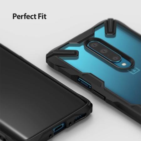 Ringke Fusion X OnePlus 7 Pro Case - Black