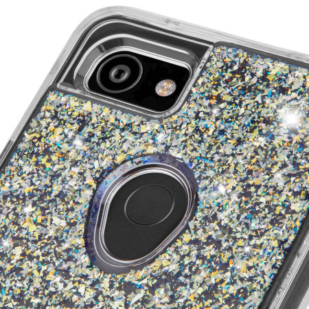 c82ffdc41 Case Mate Google Pixel 3a Twinkle Glitter Case - Stardust