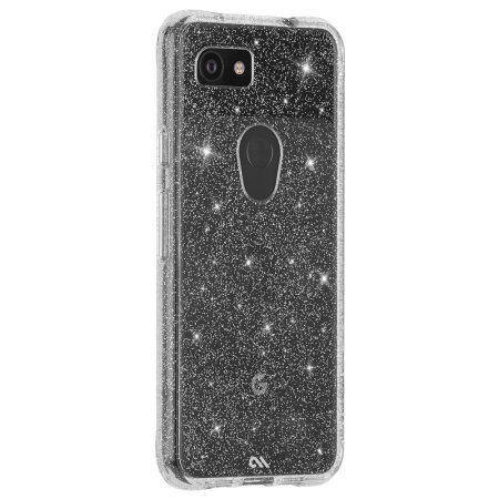 Case Mate Google Pixel 3a XL Sheer Crystal  Case - Clear