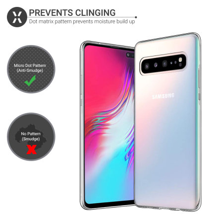 Olixar Ultra - Thin Samsung Galaxy S10 5G Case - 100% Clear
