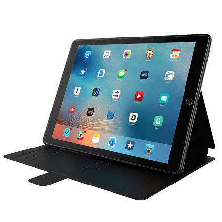 Gear4 D3O Buckingham iPad Pro 12.9 Protective Case - Black