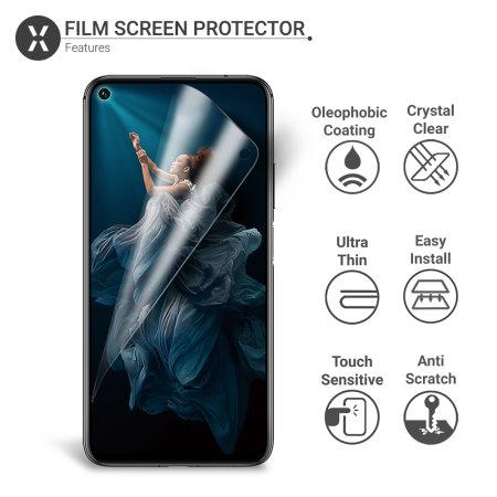 Olixar Honor 20 Film Screenprotector - 2 Eenheden