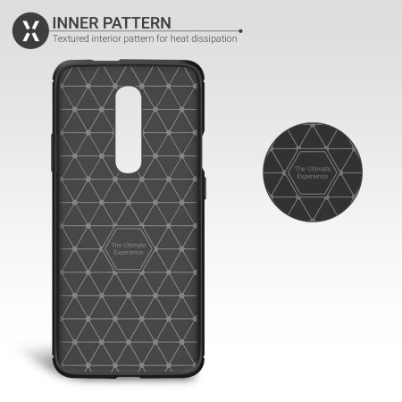 Olixar Sentinel OnePlus 7 Pro 5G Case And Glass Screen Protector