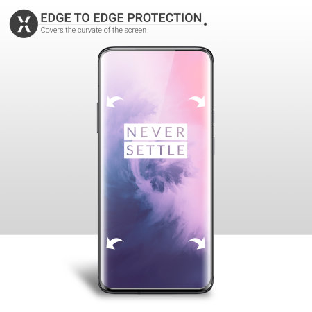 Olixar OnePlus 7 Pro 5G Full Cover Glass Screen Protector