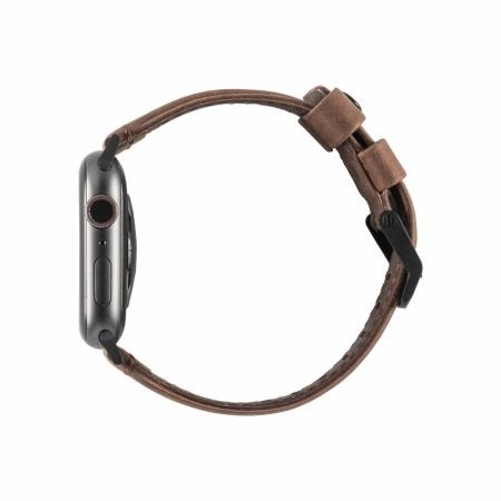 "UAG Apple Watch 40"" / 38"" Leather Strap - Brown"