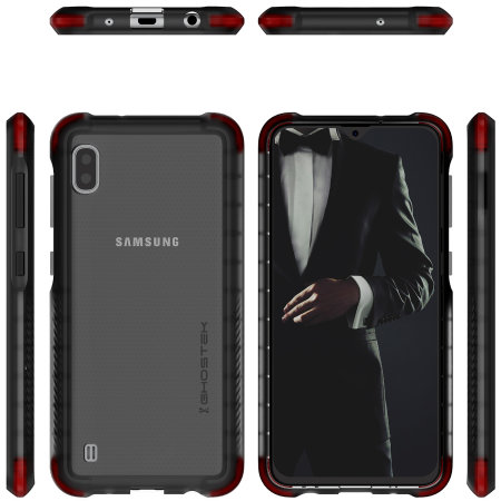 Ghostek Covert 3 Samsung Galaxy A10 Case - Smoke