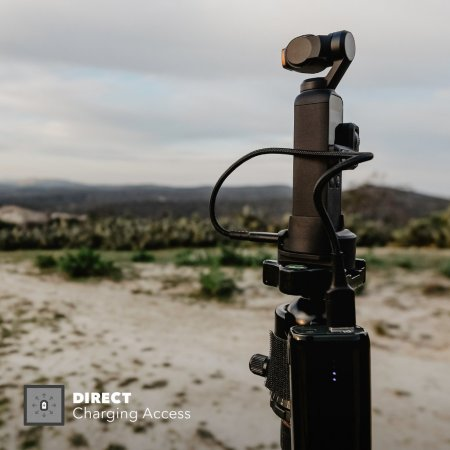 PolarPro Osmo Pocket WiFi Tripod Adapter