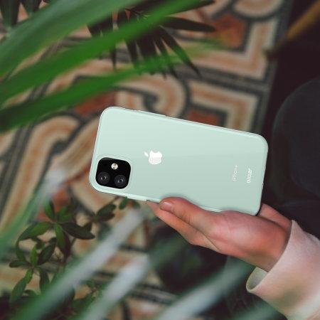 Olixar Ultra-Thin iPhone 11 Case - 100% Clear
