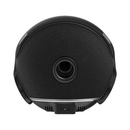 Motorola Sphere 2-in-1 Stereo Bluetooth Speaker & Headphone Set- Black