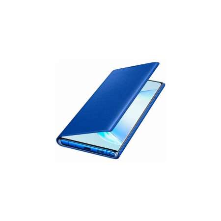 Official Samsung Galaxy Note 10 Plus LED View Cover Case - Blue