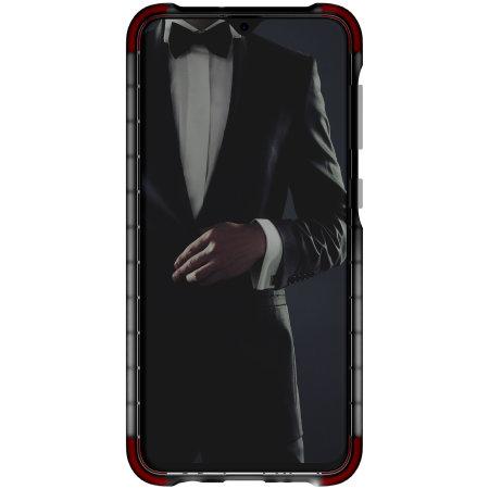 Funda Samsung Galaxy A20 Ghostek Covert 3 - Negra Ahumada