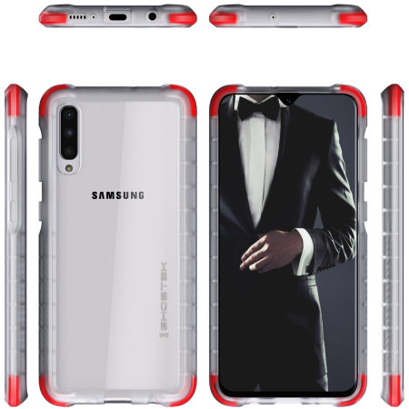 Funda Samsung Galaxy A20 Ghostek Covert 3 - Transparente