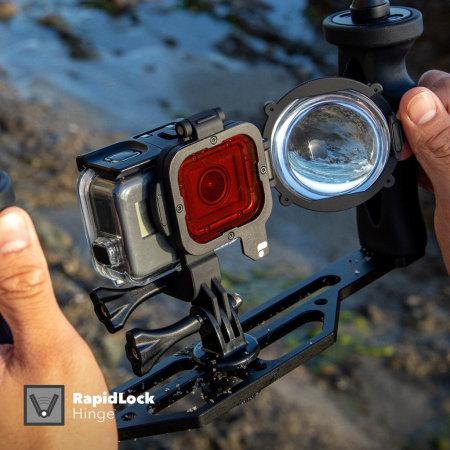 PolarPro Hero 7/ Hero 6/ Hero 5 - SwitchBlade Filter kit