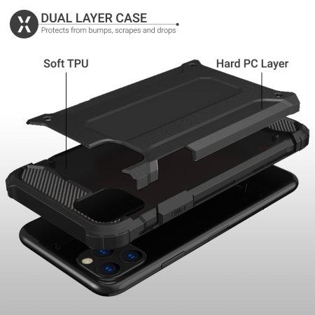 Funda iPhone 11 Pro Olixar Delta Armour - Negra