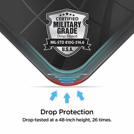Spigen Slim Armor Samsung Galaxy A50 Case - Metal Slate