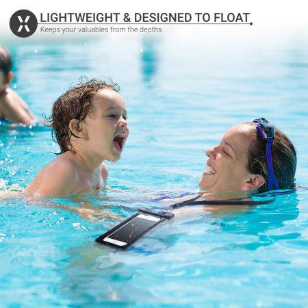 Olixar Google Pixel 3a Waterproof Pouch - Black