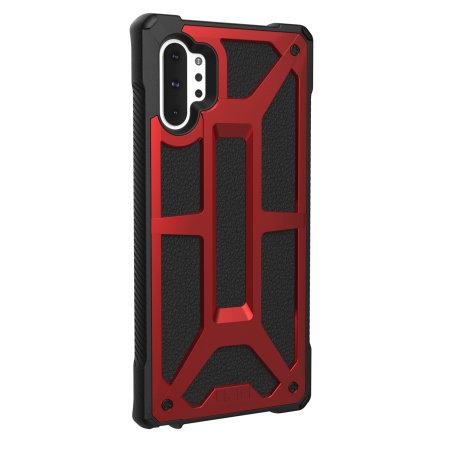 UAG Monarch Case for Samsung Galaxy Note 10 Plus - Crimson
